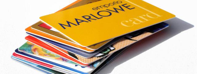 виды платиковых карт