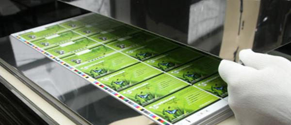 технология изготовления пластиковых карт