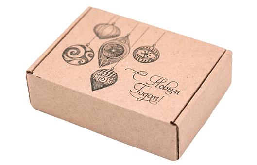 Корпоративные подарки с логотипом на Новый Год