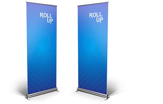 Изготовление Ролл-ап (Roll-up)